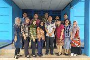 Hari Batik Nasional di Dishub Barut