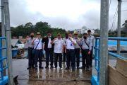 Kegiatan Survey kebutuhan Rambu Sungai dan Halte Sungai