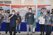 Rapat Kordinasi Peresmian Bandara H.Muhammad Sidik