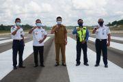 Maskapai Lion Air Kunjungi Bandara Haji Muhammad Sidik Maskapai Lion Air Kunjungi Bandara Haji Muhammad Sidik