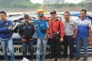 Survei Pendataan Alur , Rambu serta Pelabuhan Penyeberangan disepanjang sungai Barito